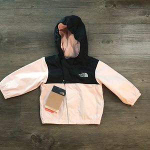 NEW The North Face Infants Tailout Rain Jacket
